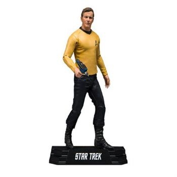 Star Trek Series 1 Captain Kirk Action Figure McFarlane Toys